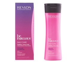 BE FABULOUS daily care normal cream conditioner 250 ml de Revlon