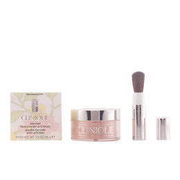 BLENDED face powder&brush #02-transparency II 35 gr de Clinique