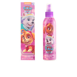 PATRULLA CANINA ROSA colonia body spray 200 ml de Cartoon