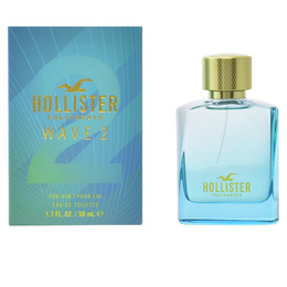 WAVE2 FOR HIM edt vaporizador 50 ml de Hollister