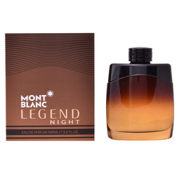 LEGEND NIGHT edp vaporizador 100 ml de Montblanc