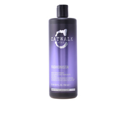 CATWALK fashionista violet conditioner 750 ml de Tigi