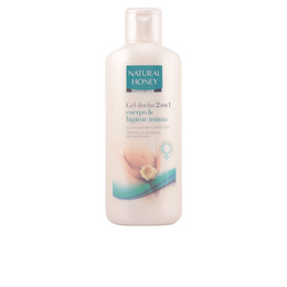 2 EN 1 CUERPO & HIGIENE gel de ducha 600 ml de Natural Honey