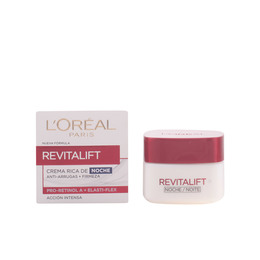 REVITALIFT crema noche anti-arrugas 50 ml de L`Oreal Make Up