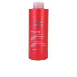 BRILLIANCE conditioner fine/normal hair 1000 ml de Wella