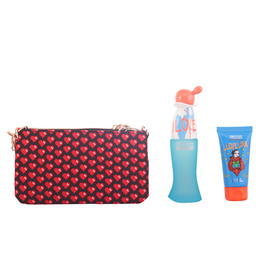 CHEAP & CHIC I LOVE LOVE LOTE 3 pz de Moschino