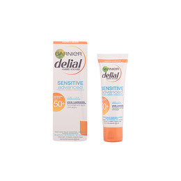 SENSITIVE ADVANCED crema facial SPF50+ 50 ml de Delial