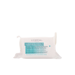 SUBLIME&FRESCA cleansing wipes face&eyes PNM de L`Oreal Make Up