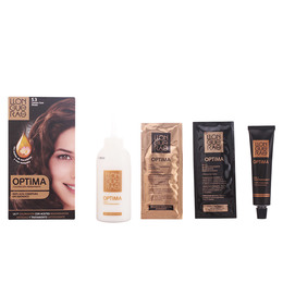 OPTIMA hair colour #5.3-golden brown de Llongueras