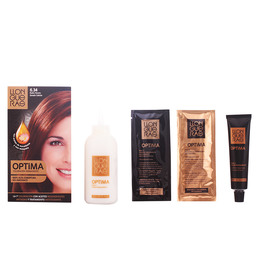 OPTIMA hair colour #6.34-golden deep blond de Llongueras
