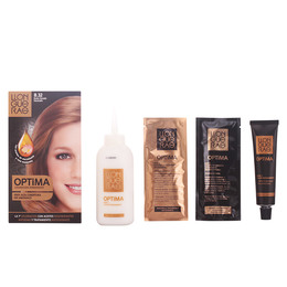 OPTIMA hair colour #8.32-light blond natural de Llongueras