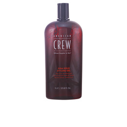 FIRM HOLD styling gel 1000 ml de American Crew