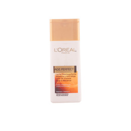 AGE PERFECT leche desmaquillante piel madura 200 ml de L`Oreal Make Up