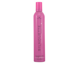 SILHOUETTE color brillance mousse super hold 500 ml de Schwarzkopf