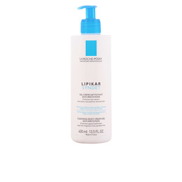 LIPIKAR SYNDET gel-creme nettoyant anti-irritations 400 ml de La Roche Posay