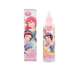 PRINCESAS DISNEY colonia body spray 200 ml de Cartoon