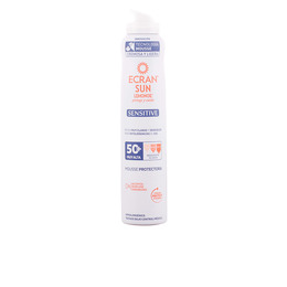 SUN LEMONOIL SENSITIVE mousse SPF50+ 200 ml de Ecran