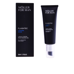 POUR HOMME LOOKING GOOD lightly tinted moisturized gel 50 ml de Anne Möller