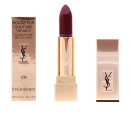 ROUGE PUR COUTURE the mats #206-grenat 3,8 gr de Yves Saint Laurent