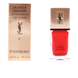 LA LAQUE COUTURE #04-corail colisee 10 ml de Yves Saint Laurent