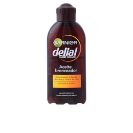 IDEAL BRONZE aceite bronceador intenso 200 ml de Delial