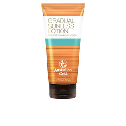 SUNLESS GRADUAL rich bronze color lotion 177 ml de Australian Gold