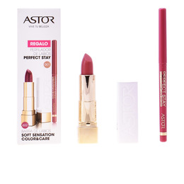 SOFT SENSATION #602-soft caramel + lip liner de Astor