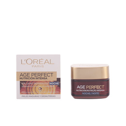 AGE PERFECT NUTRICION INTENSA crema noche 50 ml de L`Oreal Make Up