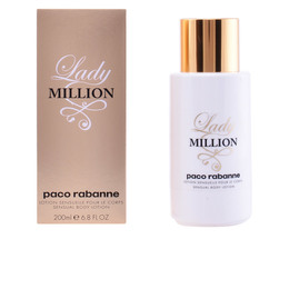 LADY MILLION loción hidratante corporal 200 ml de Paco Rabanne