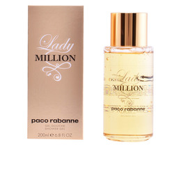 LADY MILLION gel de ducha 200 ml de Paco Rabanne
