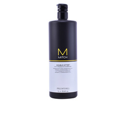 MITCH double hitter 2in1 shampoo&conditioner 1000 ml de Paul Mitchell