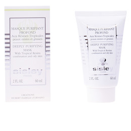 RESINES TROPICALES masque purifant profond 60 ml de Sisley