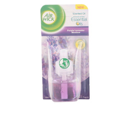 AIR-WICK ambientador electrico recambio#purple lavender 17ml de Air-wick