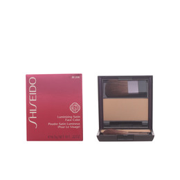 LUMINIZING satin face color #BE206-soft beam gold 6.5 gr de Shiseido