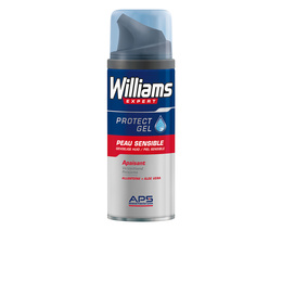 PROTECT shaving gel sensitive skin 200 ml de Williams