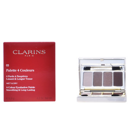 PALETTE 4 COULEURS #03-brown 6,9 gr de Clarins