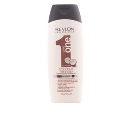 UNIQ ONE COCONUT conditioning shampoo 300 ml de Revlon