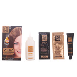 OPTIMA hair colour #7.3-golden medium blond de Llongueras
