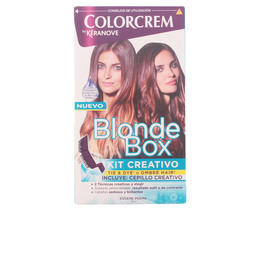 BLONDE BOX KIT CREATIVO con pincel creativo de Eugene-perma