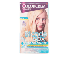 BLONDE BOX DECOLORANTE intenso con pincel profesional de Eugene-perma