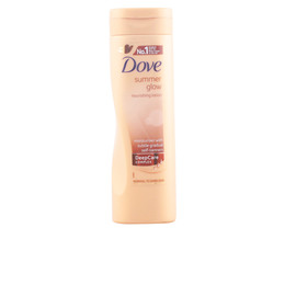 SUMMER GLOW nourishing lotion #medium to dark skin 250 ml de Dove