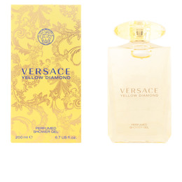 YELLOW DIAMOND bath & gel de ducha 200 ml de Versace