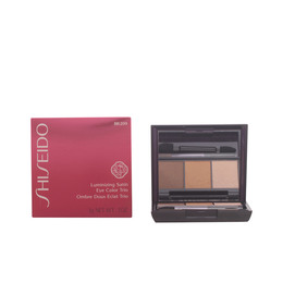 LUMINIZING SATIN eye color trio #BR209-voyage 3 gr de Shiseido