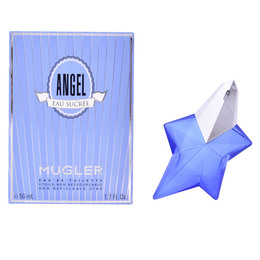 ANGEL eau sucrée no refillable edt vaporizador 50 ml de Thierry Mugler