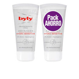 ADVANCE SENSITIVE DEO CREAM LOTE 2 pz de Byly