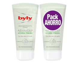 ADVANCE FRESH DEO CREAM LOTE 2 pz de Byly
