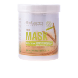 WHEAT GERM hair mask 1000 ml de Salerm