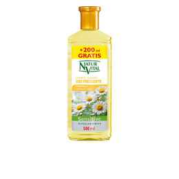 Champu SENSITIVE camomila 300 + 200 ml de Naturaleza Y Vida