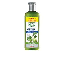 Champu SENSITIVE anticaspa 300 + 200 ml de Naturaleza Y Vida