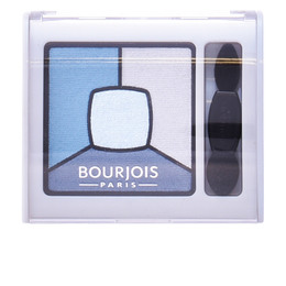 EYESHADOW SMOKY STORIES #11-bleu lissant 3,2 gr de Bourjois